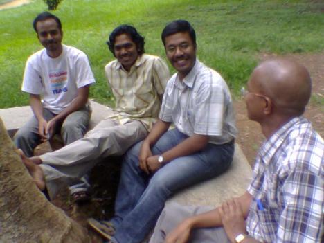 మొదటి తెలుగు బ్లాగర్ల సమావేశం